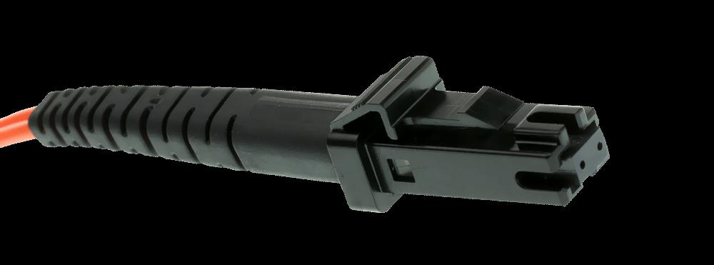 MT-RJ Fiber Optik Konnektör