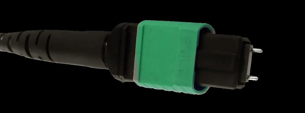 MPO Fiber Optik Konnektör