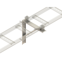 Samm Teknoloji - Cable Pathways | Wall Mounting Triangle Bracket 210 (1)