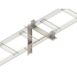 Samm Teknoloji - Cable Pathways | Wall Mounting Triangle Bracket 310 (1)