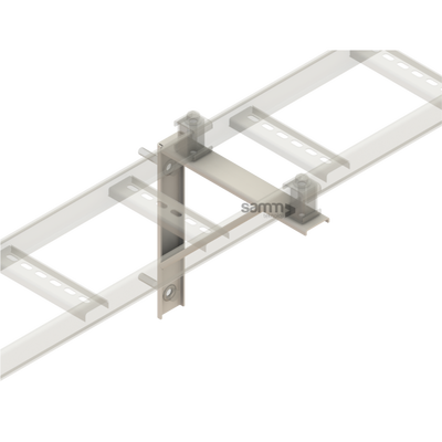Samm Teknoloji - Cable Pathways | Wall Mounting Triangle Bracket 510 (1)