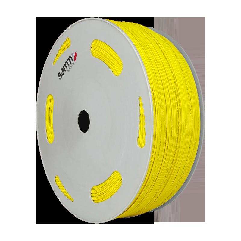 OBK-1x2   1000 meter Ready Reel   Duplex Fiber Optic Cable