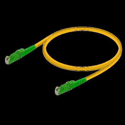 Samm Teknoloji - LSH/APC-LSH/APC   Single Mode G657.A2 Simplex Patch Cord   2.0mm