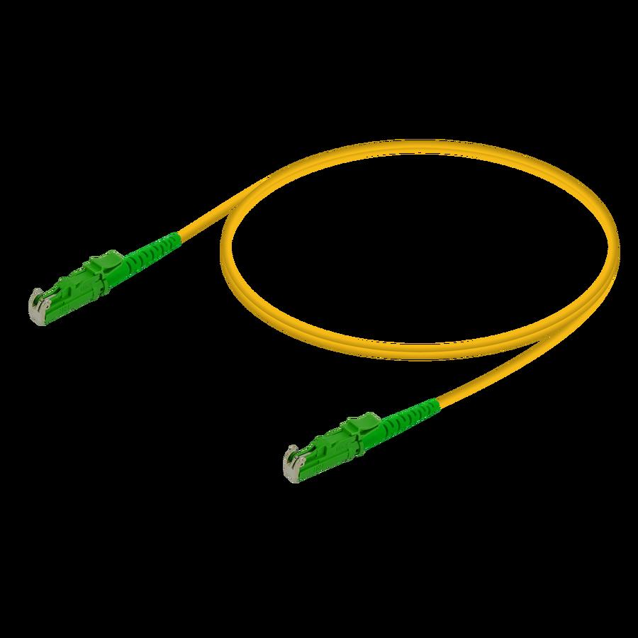 Samm Teknoloji - LSH/APC-LSH/APC | Single Mode G657.A2 Simplex Patch Cord | 2.0mm