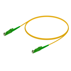 Samm Teknoloji - E2000/APC-E2000/APC | Single Mode G657.A2 Simplex Patch Cord | 2.0mm