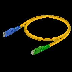 Samm Teknoloji - E2000/UPC-E2000/APC | Single Mode G657.A2 Simplex Patch Cord | 2.0mm