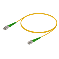 Samm Teknoloji - FC/APC-FC/APC | Single Mode G657.A2 Simplex Patch Cord | 2.0mm