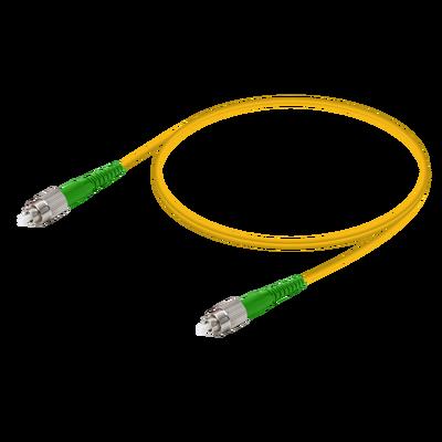 Samm Teknoloji - FC/APC-FC/APC   Single Mode G657.A2 Simplex Patch Cord   2.0mm