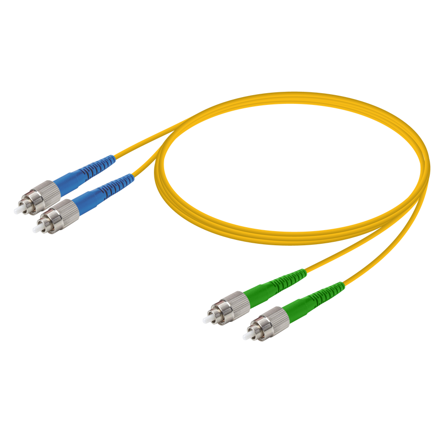 Samm Teknoloji - FC/UPC-FC/APC | Single Mode G657.A2 Duplex Patch Cord | 2.0x4.1mm