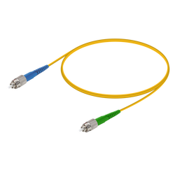 Samm Teknoloji - FC/UPC-FC/APC | Single Mode G657.A2 Simplex Patch Cord | 2.0mm