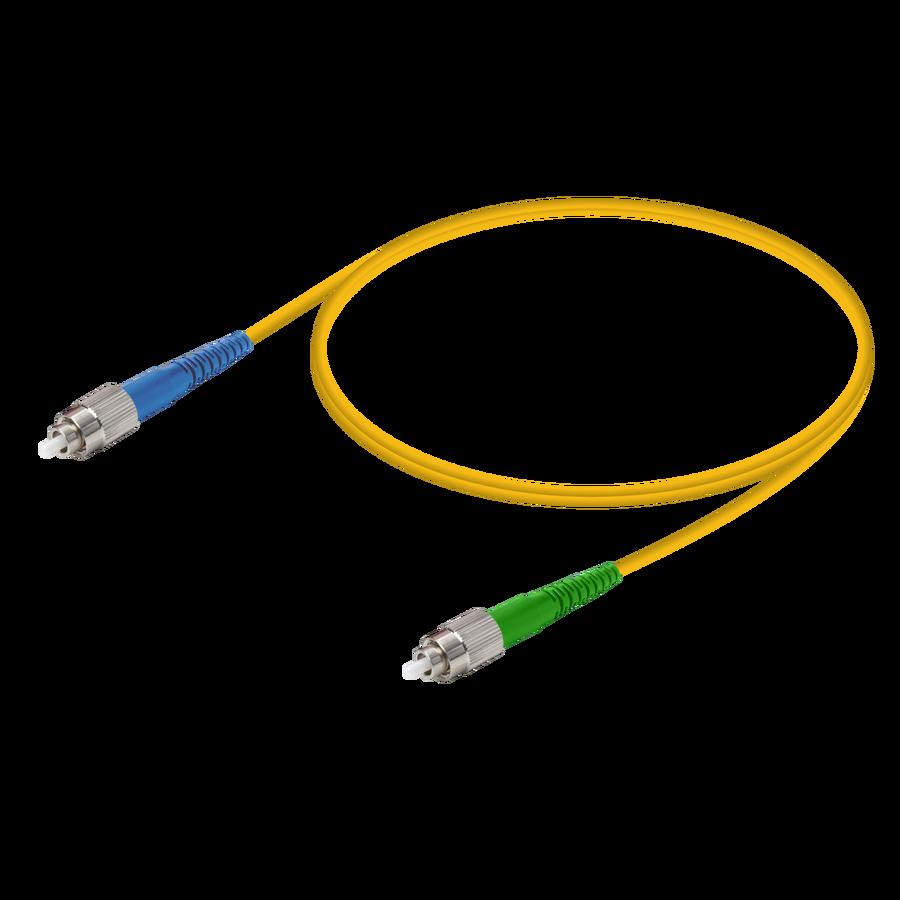 Samm Teknoloji - FC/UPC-FC/APC | Single Mode G657.A2 Simplex Patch Cord | 2.0mm
