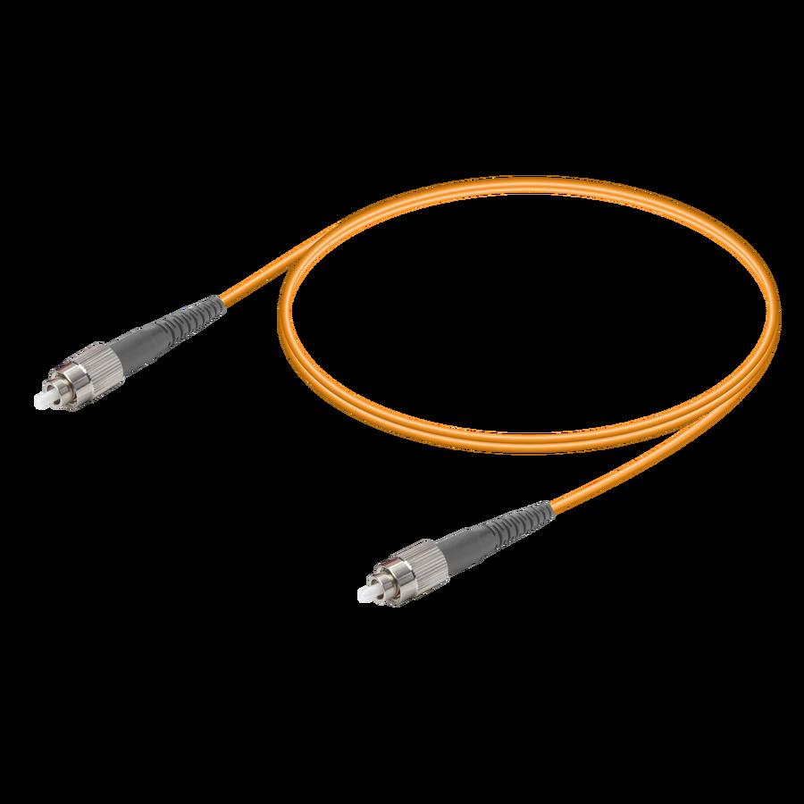 Samm Teknoloji - FC/UPC-FC/UPC | Multi Mode G651.OM1 Simplex Patch Cord | 2.0mm