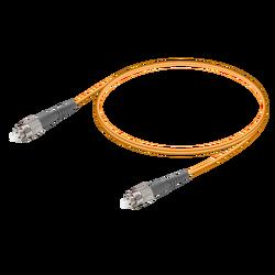 Samm Teknoloji - FC/UPC-FC/UPC | Multi Mode G651.OM2 Simplex Patch Cord | 2.0mm