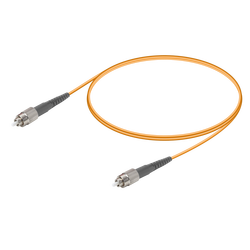 Samm Teknoloji - FC/UPC-FC/UPC | Multi Mode G651.OM2 Simplex Patch Cord | 2.0mm