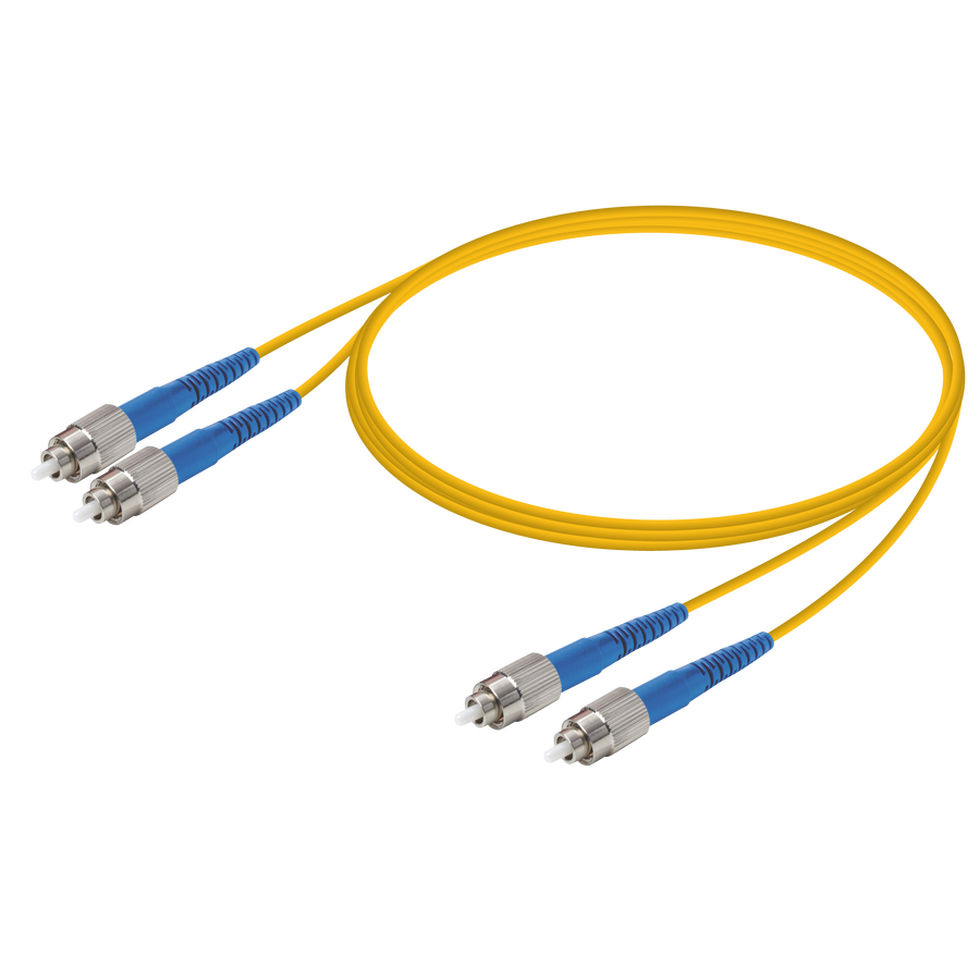 Samm Teknoloji - FC/UPC-FC/UPC | Single Mode G657.A2 Duplex Patch Cord | 2.0x4.1mm