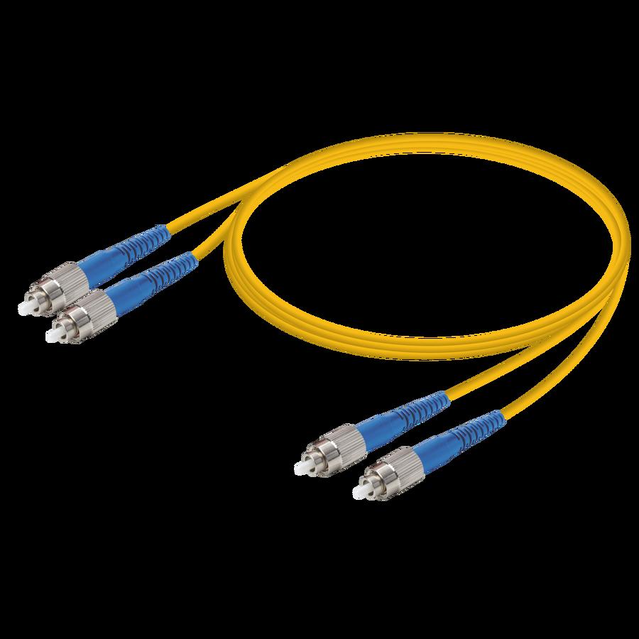 Samm Teknoloji - FC/UPC-FC/UPC | Single Mode G657.A2 Duplex Patch Cord | 2.0x4.1mm