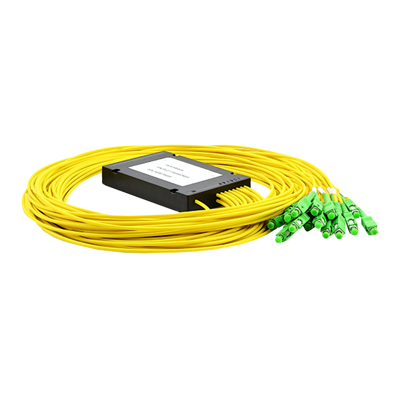 - Fiber Optic PLC Box Type Splitter