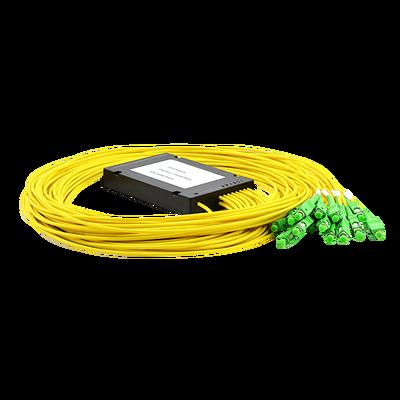- Fiber Optic PLC Box Type Splitter