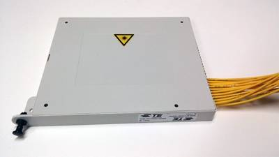 - Fiber Optic PLC Cabinet/Shelf Type Splitter