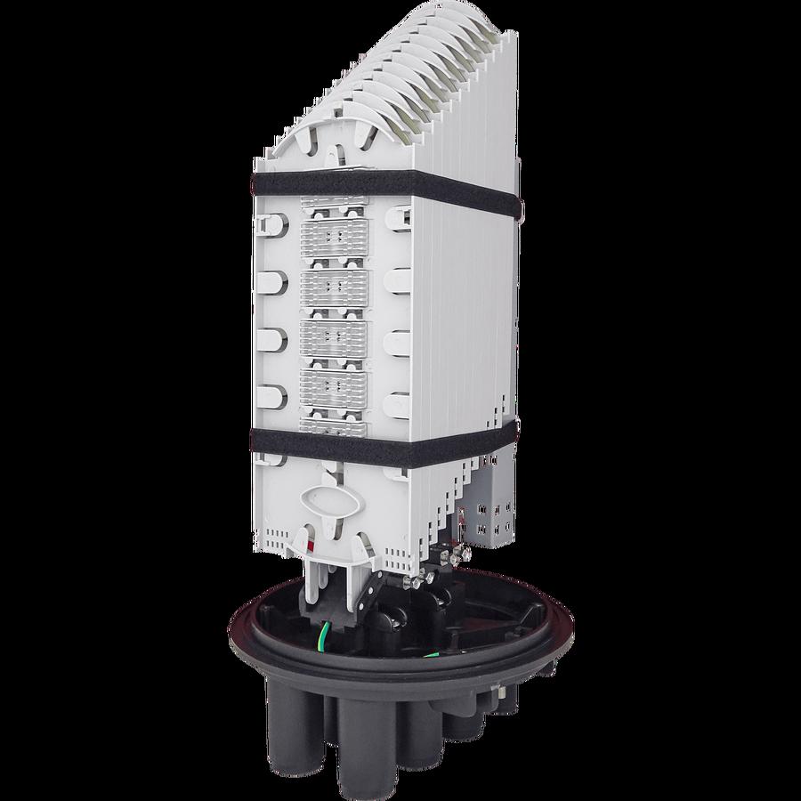 Samm Teknoloji - Fiber Optic Splice Closure | 12 Trays 864 Fibers 6 Ports | 566250 (1)