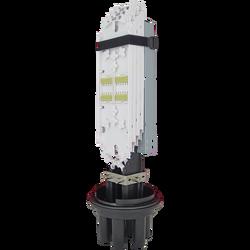 Samm Teknoloji - Fiber Optic Splice Closure | 4 Trays 96 Fibers 4 Ports | 540170-2 (1)