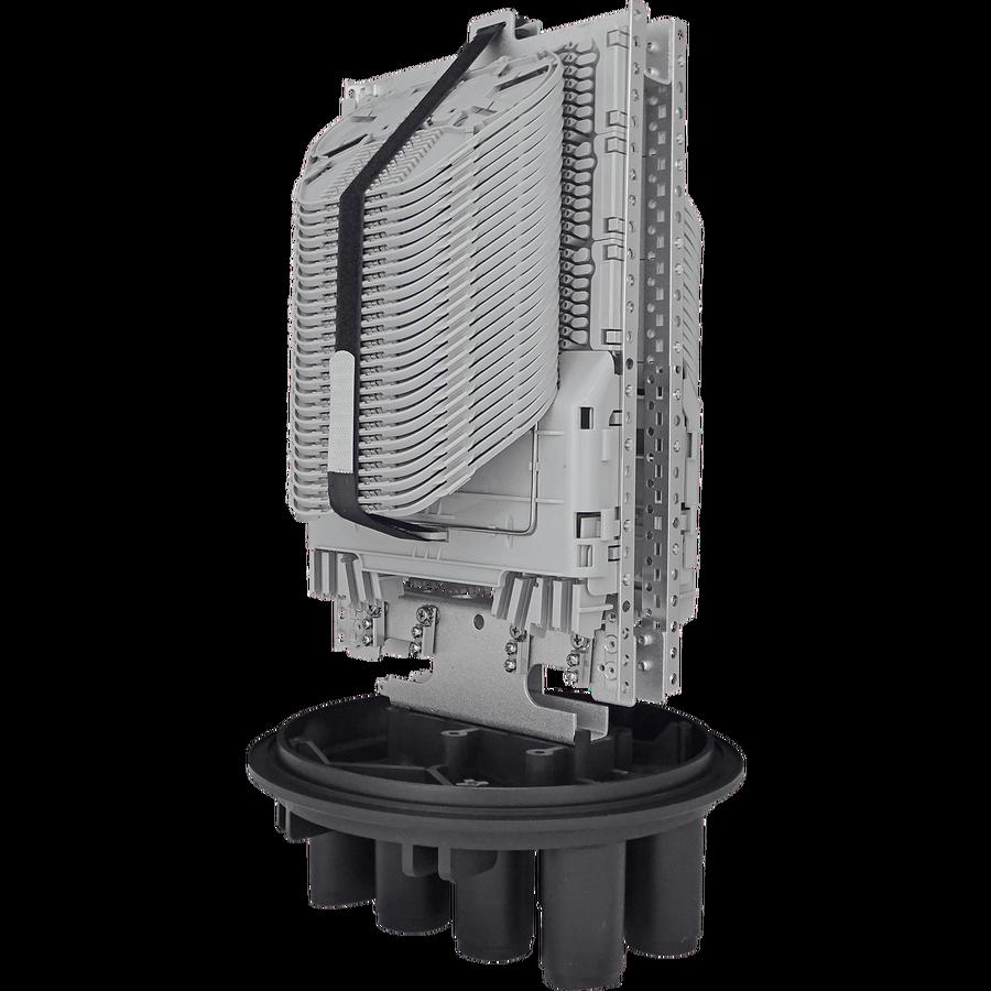 Samm Teknoloji - Fiber Optic Splice Closure | 48 Trays 576 Fibers 6 Ports | 492250 (1)