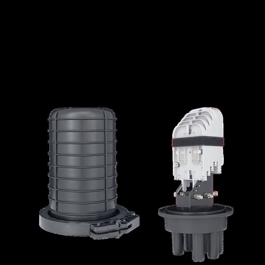 Samm Teknoloji - Fiber Optik Ek Kutusu | 4 Kaset | 96 Fiber | 345175