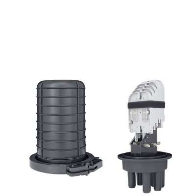 Samm Teknoloji - Fiber Optik Ek Kutusu   4 Kaset   96 Fiber   345175