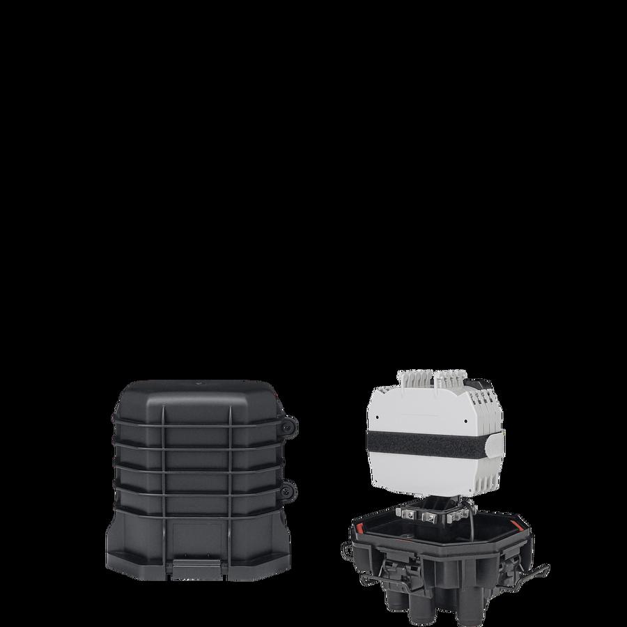 Samm Teknoloji - Fiber Optik Ek Kutusu | 4 Kaset | 48 Fiber | 245172