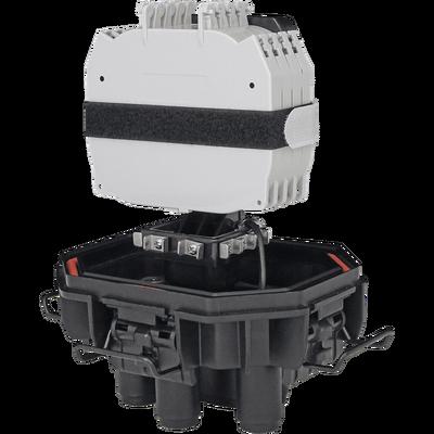 Samm Teknoloji - Fiber Optik Ek Kutusu   4 Kaset   48 Fiber   245172 (1)