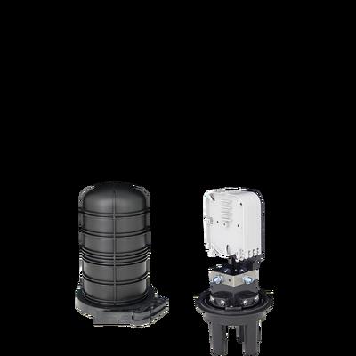Samm Teknoloji - Fiber Optik Ek Kutusu   4 Kaset   48 Fiber   290140