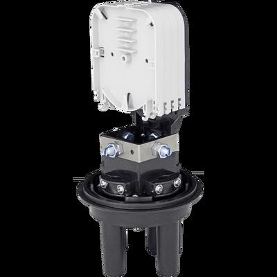 Samm Teknoloji - Fiber Optik Ek Kutusu   4 Kaset   48 Fiber   290140 (1)