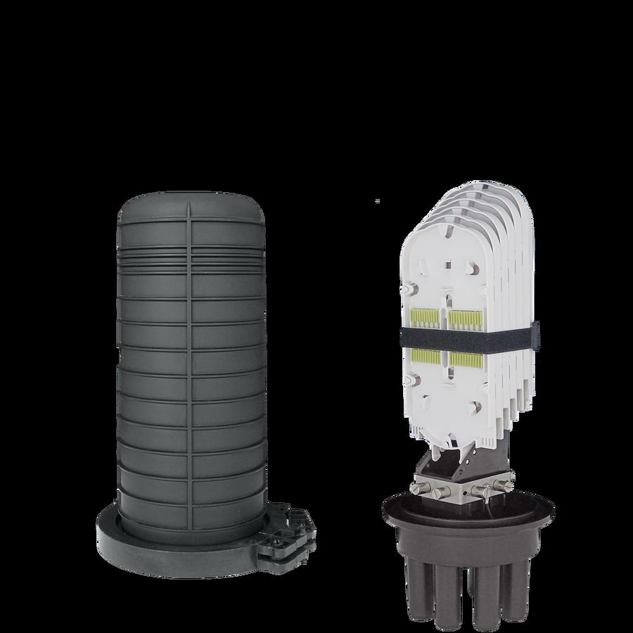 Samm Teknoloji - Fiber Optik Ek Kutusu | 6 Kaset | 144 Fiber | 450175