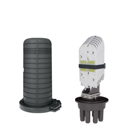Samm Teknoloji - Fiber Optik Ek Kutusu   6 Kaset   144 Fiber   450175