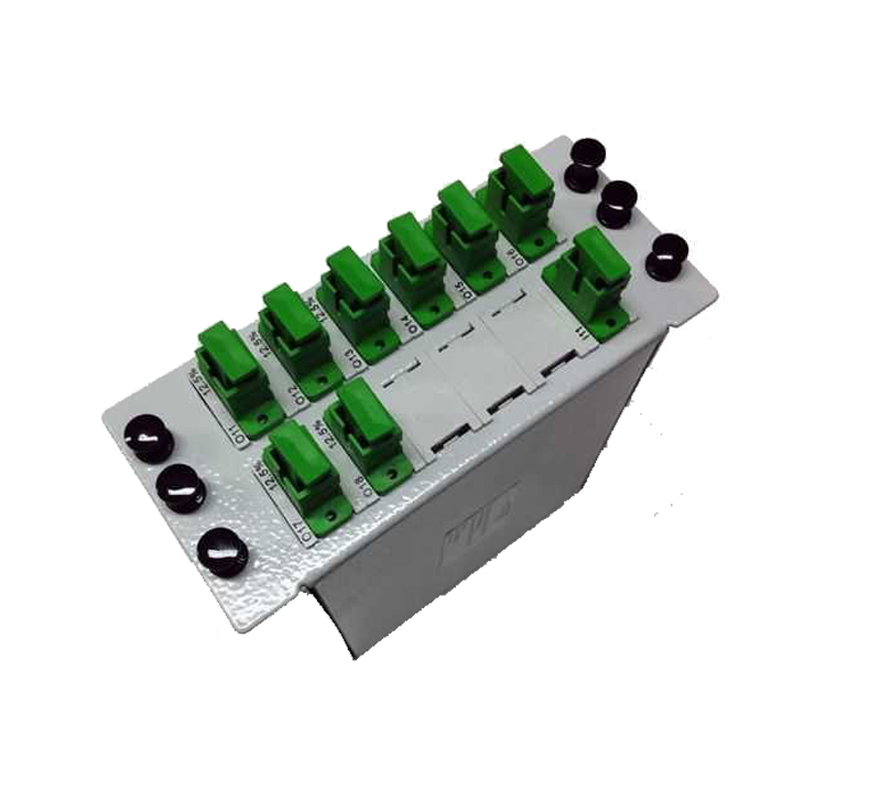 - Fiber Optik LGX Modül Tipi Splitter