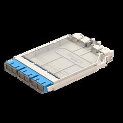 Samm Teknoloji - G-Connect | UHD SC Patch Kaseti | 3xSC Duplex Adaptör