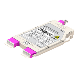 Samm Teknoloji - G-Connect | UHD MTP-LC Conversion Cassette | OM4 | Base-8