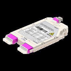 Samm Teknoloji - G-Connect | UHD MTP-LC Conversion Cassette | OM4 | Base-8 (1)