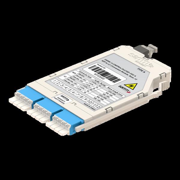 Samm Teknoloji - G-Connect   UHD MTP-LC Conversion Cassette   OS2   Base-12
