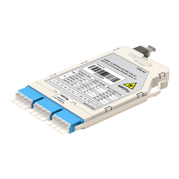 Samm Teknoloji - G-Connect   UHD MTP-LC Conversion Cassette   OS2   Base-12 (1)