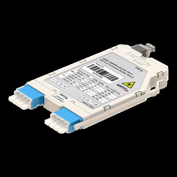 Samm Teknoloji - G-Connect   UHD MTP-LC Conversion Cassette   OS2  Base-8