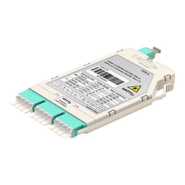 Samm Teknoloji - G-Connect   UHD MTP-LC Conversion Cassette   OS3   Base-12