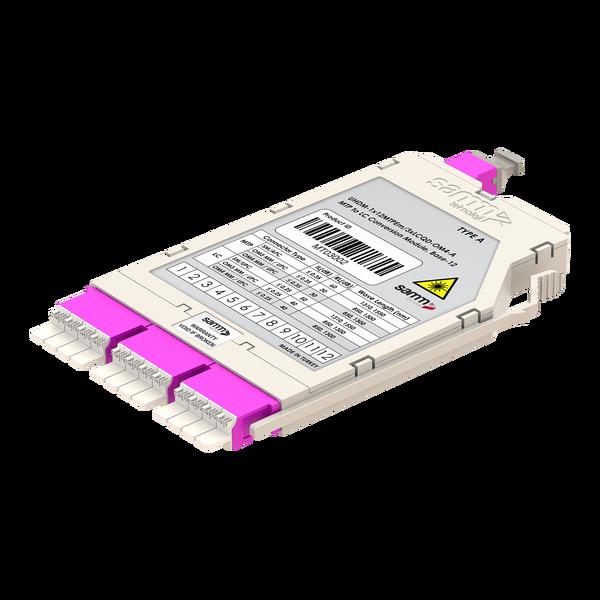 Samm Teknoloji - G-Connect   UHD MTP-LC Conversion Cassette   OS4   Base-12