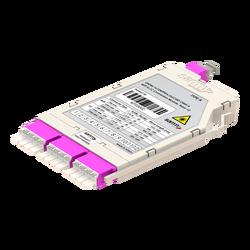 Samm Teknoloji - G-Connect | UHD MTP-LC Dönüşüm Kaseti | OM4 | Base-12