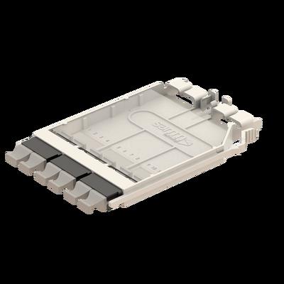 Samm Teknoloji - G-Connect   UHD MTP Patch Cassette   3xMTP Duplex Adapter