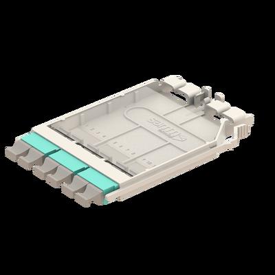 Samm Teknoloji - G-Connect   UHD MTP Patch Cassette   3xMTP Duplex Adapter (1)