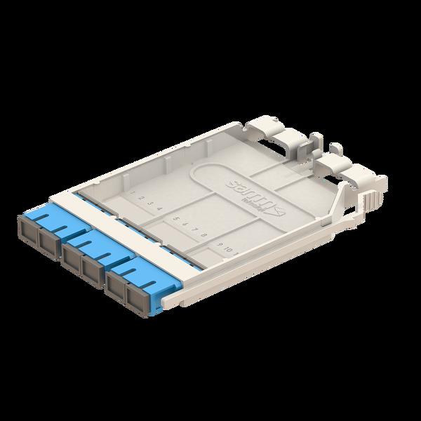 Samm Teknoloji - G-Connect   UHD SC Patch Cassette   3xSC Duplex Adapter
