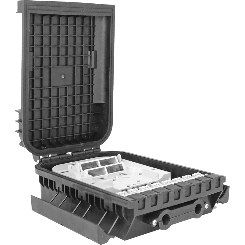 Samm Teknoloji - Harici Sonlandırma Kutusu   1 Kaset   16 Fiber   16 PLC   305216