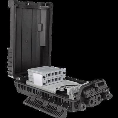 Samm Teknoloji - Harici Sonlandırma Kutusu   1 Kaset   24 Fiber   16 LGX   362217