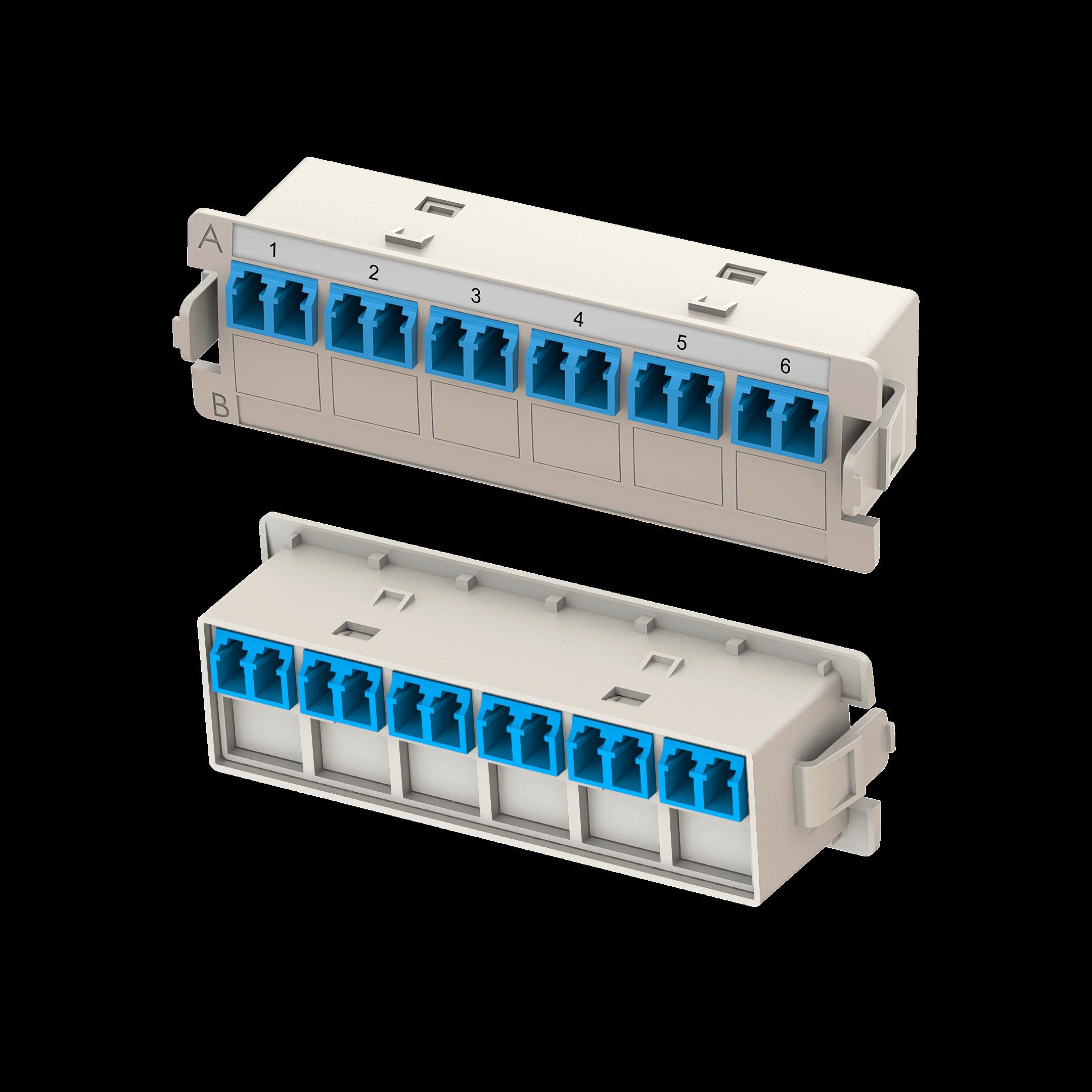 Samm Teknoloji - HD LC Adaptör Modülü | 12 LC